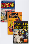 Golden Age (1938-1955):Horror, Comic Books - Assorted Golden Age Horror Comics Group (VariousPublishers, 1950s) Condition: Average GD/VG.... (Total: 17 ComicBooks)