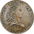 Patterns, 1792 P1C Birch Cent, Judd-5, Pollock-6 MS61 Brown NGC....