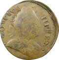 Colonials, 1785 COPPER Immune Columbia Copper, George III Obverse, W-1995, High R.6 XF40 NGC. CAC. ...