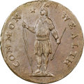 Colonials, 1788 1C Massachusetts, No Period, Ryder 6-N, W-6240, Low R.3, MS63 Brown NGC....