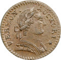 Colonials, 1788 COPPER Vermont Copper, Bust Right MS63 Brown NGC. CAC. RR-27, Bressett 18-W, W-2205, R.2. ...