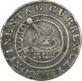 Colonials, 1776 $1 Continental Dollar, CURRENCEY, Pewter, Newman 4-D, Breen-1097, Hodder 4-B, W-8475, High R.7. VF20 NGC. ...