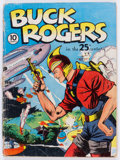 Golden Age (1938-1955):Science Fiction, Buck Rogers #1 (Eastern Color, 1940) Condition: FR/GD....