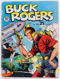 Buck Rogers #1 (Eastern Color, 1940) Condition: FR/GD