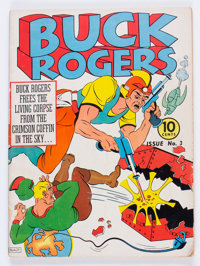 Buck Rogers #3 (Eastern Color, 1941) Condition: VG/FN
