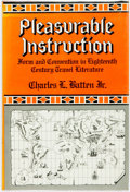 Books:Reference & Bibliography, Batten Jr., Charles L. Pleasurable Instruction Form andConvention in Eighteenth Century Travel Literature. Berkeley...