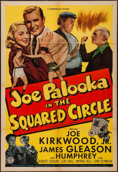 Image result for joe palooka in the square circle