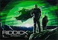 "Movie Posters:Science Fiction, Riddick (Universal, 2013). IMAX Poster (13.5"" X 19.5""). Science Fiction.. ..."