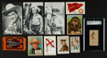 Non-Sport Cards:Lots, 1880's - 1950's USA & European Non-Sports Card Collection (39)....