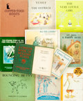Books:Children's Books, [Children's]. Group of Twelve Children's Books. Various publishersand dates. Original bindings. Very good. . ... (Total: 12 Items)