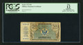 Military Payment Certificates:Series 472, Series 472 Raised 50¢ PCGS Apparent Fine 12.. ...