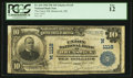 National Bank Notes:Maine, Brunswick, ME - $10 1902 Plain Back Fr. 624 The Union NB Ch. #(N)1118. ...