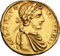Italy: , Italy: Sicily. Federico II (1197-1250) gold Augustalis ND VFEx-Jewelry,...