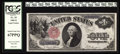 "Large Size:Legal Tender Notes, Fr. 35 $1 1880 Legal Tender PCGS Superb Gem New 67PPQ. ""A notethat, although fairly available in high grade, is still worth..."