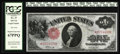 Large Size:Legal Tender Notes, Fr. 37* $1 1917 Legal Tender Star PCGS Superb Gem New 67PPQ. Wesold this note several years ago and described it at that ti...