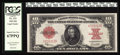 Large Size:Legal Tender Notes, Fr. 123 $10 1923 Legal Tender PCGS Superb Gem New 67PPQ. We soldthis note several years ago with the following description:...