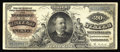 Large Size:Silver Certificates, Fr. 315 $20 1886 Silver Certificate Fine-Very Fine. The Gengerkecensus has only 24 examples listed with this example last ...