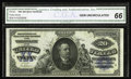 Large Size:Silver Certificates, Fr. 321 $20 1891 Silver Certificate CGA Gem Uncirculated 66. Whenlast on the auction market, we sold this note in May 2002 ...