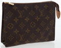 Luxury Accessories:Bags, Louis Vuitton Classic Monogram Canvas Toiletry Travel Bag . ...