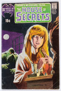 Bronze Age (1970-1979):Horror, House of Secrets #92 (DC, 1971) Condition: VG....