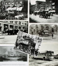 Books:Prints & Leaves, [Buses]. Small Archive of Material Relating to the History of Buses. ...