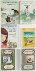 Books:Children's Books, Approximately Thirty-Three Children's Books with Williams Art. Someof these were the artist's personal copies. Various publ... (Total:33 Items)