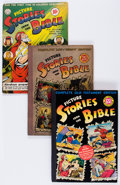 Golden Age (1938-1955):Religious, Picture Stories Group (EC/DC, 1950s) Condition: Average VG+....(Total: 5 Comic Books)