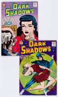 Silver Age (1956-1969):Horror, Dark Shadows #1 and 3 Group (Ajax/Steinway, 1957-58) Condition:Average GD/VG.... (Total: 2 Comic Books)