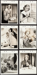 "Movie Posters:Miscellaneous, Grace Bradley Lot (Paramount, 1935). Keybook Portrait &Publicity Photos (12) (8"" X 11""). Miscellaneous.. ... (Total: 12Items)"