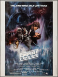 """Movie Posters:Science Fiction, The Empire Strikes Back (20th Century Fox, 1980). Poster (30"""" X40"""") Style A. Science Fiction.. ..."""