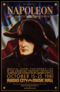 """Movie Posters:Foreign, Napoleon (Zoetrope, R-1981). One Sheet (24.75"""" X 38.25""""). Foreign.. ..."""
