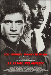 """Lethal Weapon & Others Lot (Warner Brothers, 1987). One Sheets (4) (27"""" X 41"""", 27"""" X 40"""") SS..."""