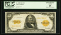 Large Size:Gold Certificates, Fr. 1200 $50 1922 Gold Certificate PCGS Apparent Very Fine 25.. ...