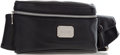 Luxury Accessories:Bags, Bally Black Leather Waist Bag. ...