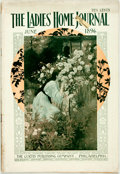 Books:Periodicals, [Periodical]. [Harriet Beecher Stowe]. The Ladies' HomeJournal. Philadelphia: Curtis Publishing Company, 1896. ...