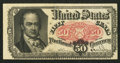 Fractional Currency:Fifth Issue, Fr. 1381 50¢ Fifth Issue Very Fine-Extremely Fine.. ...