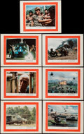 "Movie Posters:War, Apocalypse Now (United Artists, 1979). Mini Lobby Cards (7) (8"" X10""). War.. ... (Total: 7 Items)"