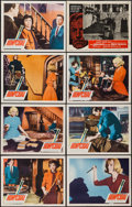 """Movie Posters:Horror, Homicidal & Others Lot (Columbia, 1961). Lobby Cards (15) (11"""" X 14""""), Uncut Pressbooks (3) (11"""" X 17"""", 12"""" X 17"""", 12"""" X 16.... (Total: 19 Items)"""