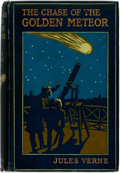 Books:Science Fiction & Fantasy, Jules Verne. The Chase of the Golden Meteor. London: Grant Richards, [1909]. First British edition....