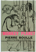 Books:Science Fiction & Fantasy, Pierre Boulle. Monkey Planet. London: Secker & Warburg, [1964]. First British edition. ...