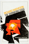 Books:Horror & Supernatural, Richard Matheson. SIGNED. The Shrinking Man. London: DavidBruce & Watson, [1973]. First edition thus. Twelvemo. S...