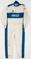 Miscellaneous Collectibles:General, Circa 1980's Bill Venturini Race Worn Suit....