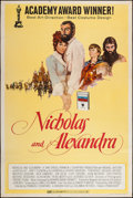 "Movie Posters:Historical Drama, Nicholas and Alexandra (Columbia, 1972). Poster (40"" X 60"").Historical Drama.. ..."