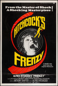 """Movie Posters:Hitchcock, Frenzy (Universal, 1972). Poster (40"""" X 60""""). Hitchcock.. ..."""