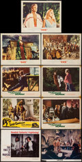 """Movie Posters:Fantasy, She & Others Lot (MGM, 1965). Lobby Cards (9) (11"""" X 14""""), Uncut Pressbook (4 Pages, 12"""" X 18""""), & Heralds (2) (4 Pages Each... (Total: 12 Items)"""