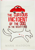 Books:Literature 1900-up, Mark Haddon. SIGNED. The Curious Incident of the Dog in theNight-Time. Oxford, New York: David Fickling Books, [200...