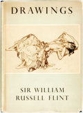 Books:Art & Architecture, William Russell Flint. Drawings. London: Collins, [1950]. First edition. ...
