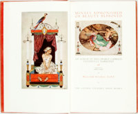 [William Russell Flint]. SIGNED/LIMITED. Minxes Admonished or Beauty Reproved; an Album of Deplorable Caprices