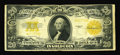 Large Size:Gold Certificates, Fr. 1187 $20 1922 Gold Certificate Star Very Good. The census now lists 119 stars of this number. Tonight's example is somew...