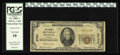 Phoenix, AZ - $20 1929 Ty. 1 First NB of Arizona Ch. # 3728 A well circulated PCGS Very Good 10 small size example